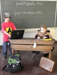 Anton und Wilma